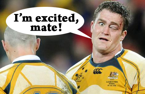 Australia V New Zealand Review Digging Like A Demented Mole