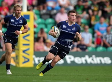Andrew Conway, the youngest player in the Leinster senior squad, is on his way to Munster next season.