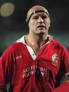 Nigel Redman – a late call-up to the 1997 Lions as a 32/33 year old but somebody who added authority, technical ability and a disciplined hard-edge to the midweek team.