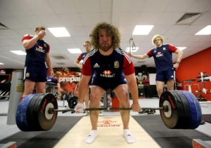 He's big, he's round, he weighs three hundred pounds, Adam Jones, Adam Jones. He's also got a decent workrate if you don't kick the ball in the air every two minutes.