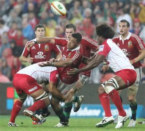 Faletau and Heaslip were the only two No8s on tour and battled it out for the test spot from the off. Heaslip god the nod for the first test, but Faletau took over for the third and had a big impact.