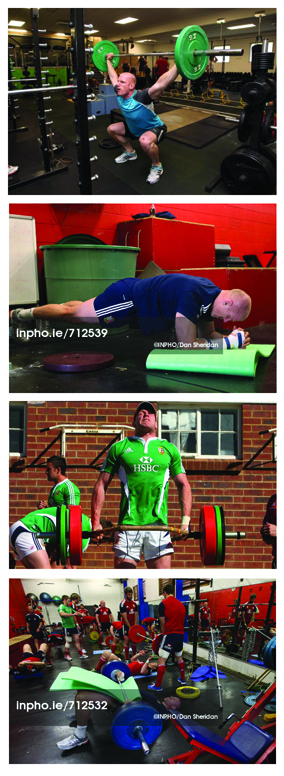 Every day is core day when you're Paul O'Connell [some images courtesy of INPHO/Dan Sheridan]