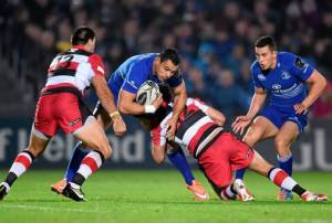 Ben Te'o has taken to rugby union far more adeptly than his more illustrious former Rabbitohs team-mate, Slammin' Sammy Burgess. His splay-footed running style and rolled offloads have been the only highpoints of Leinster's Six Nations campaign, but there's still a lot of adaptations to be made to kick n'clap.