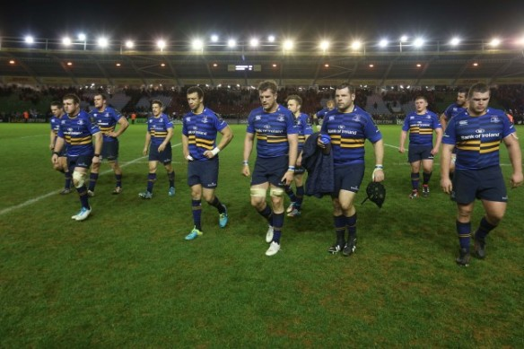 Leinster have had an extremely poor league season by their standards, but are still in with a shout in the European Cup. It's a moment of truth, but can the province return to former standards and former glories, or will their continue to chart a declining course?