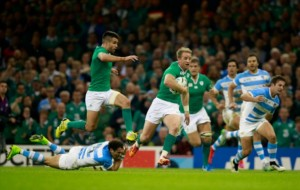 Fitzgerald looked like he had to raise a bit of a gallop to get over the line for his try against Ireland, but he took the chance well and then made the next one to boot. His performances in the World Cup were very positive and bode well for a positive impact on the 2016 Six Nations.