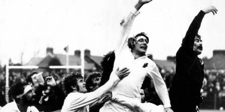 Willie John McBride_Ulster vs All Blacks 1972