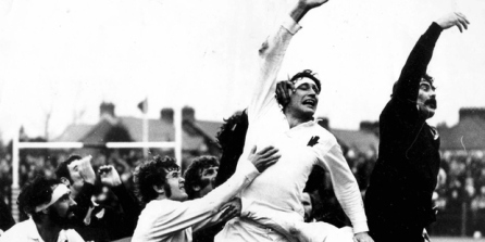 Willie John McBride_Ulster vs All Blacks 1972