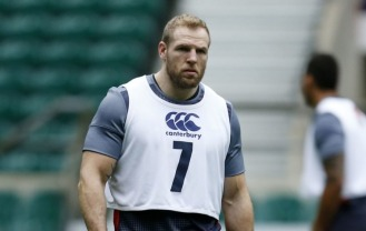 James Haskell No7