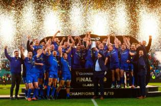 Leinster Pro14 Champions 201819