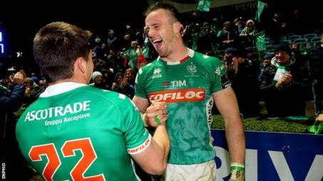 Benetton Treviso_RDS Draw
