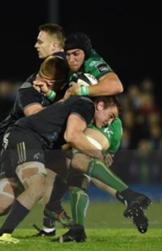 Ultan Dillane_Connacht 2017-18_Munster